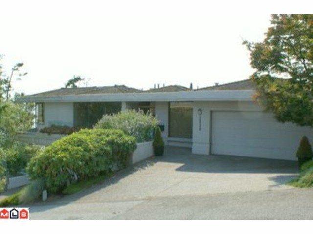 Main Photo: 1229 MARTIN Street: White Rock 1/2 Duplex for sale (South Surrey White Rock)  : MLS®# F1020789
