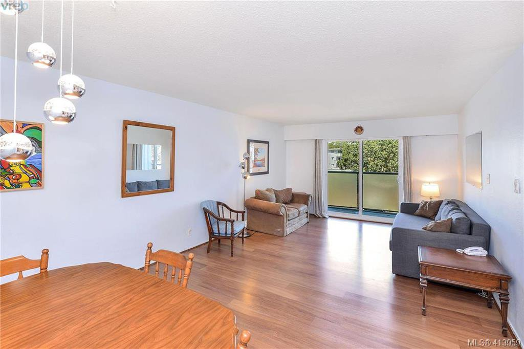 Main Photo: 103 848 Esquimalt Road in VICTORIA: Es Old Esquimalt Condo Apartment for sale (Esquimalt)  : MLS®# 413959