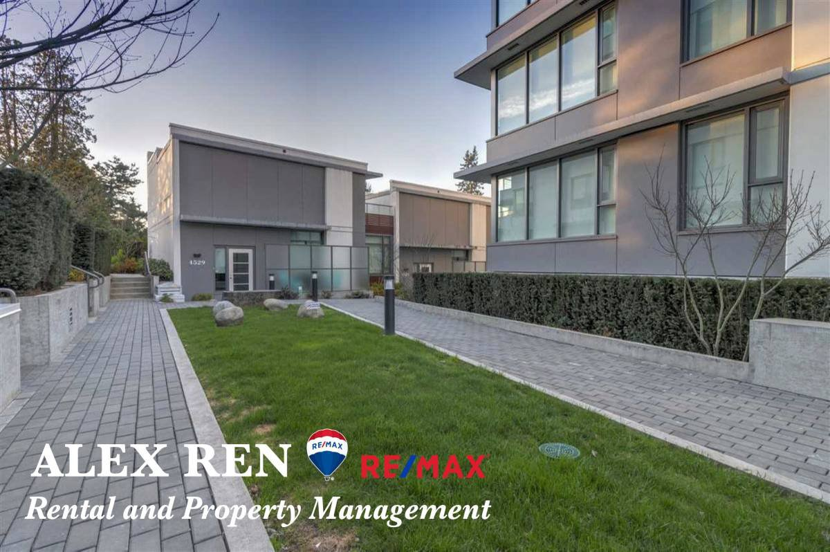 Main Photo: : Vancouver Townhouse for rent : MLS®# AR116