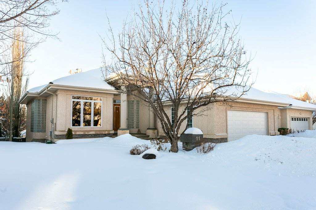 Main Photo: 11 KNIGHTS Court: St. Albert House for sale : MLS®# E4185540