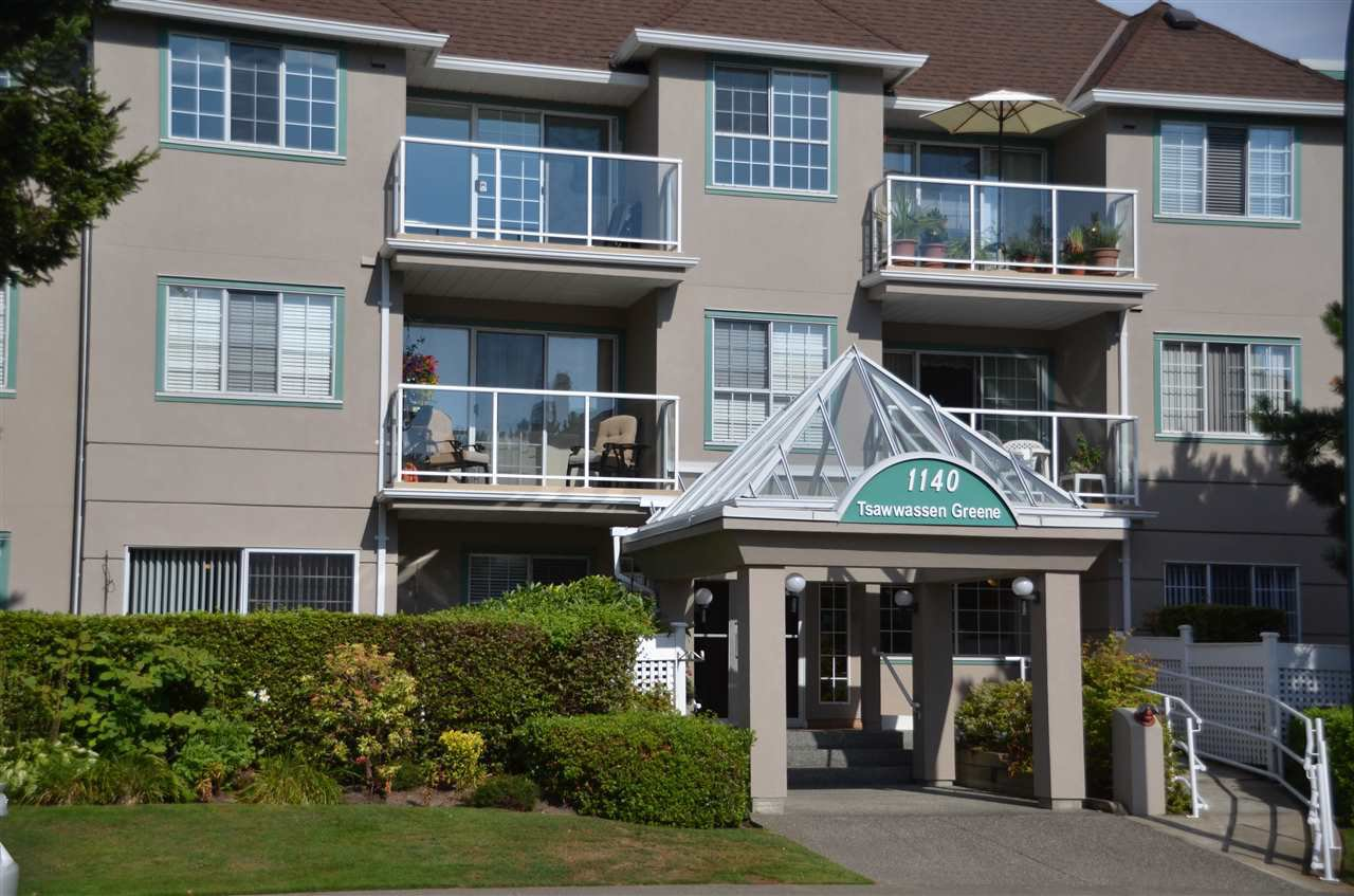 Main Photo: 101 1140 55 STREET in : Tsawwassen Central Condo for sale : MLS®# R2064837