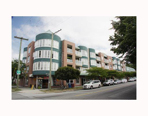 "Main Photo: 204 789 W 16TH Avenue in Vancouver: Fairview VW Condo for sale in ""SIXTEEN WILLOWS"" (Vancouver West)  : MLS®# V786069"
