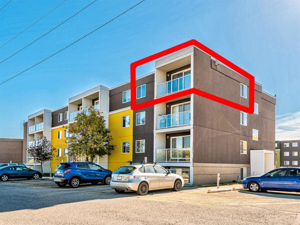 Main Photo: 412A 4455 Greenview Drive NE in Calgary: Greenview Apartment for sale : MLS®# A1056850