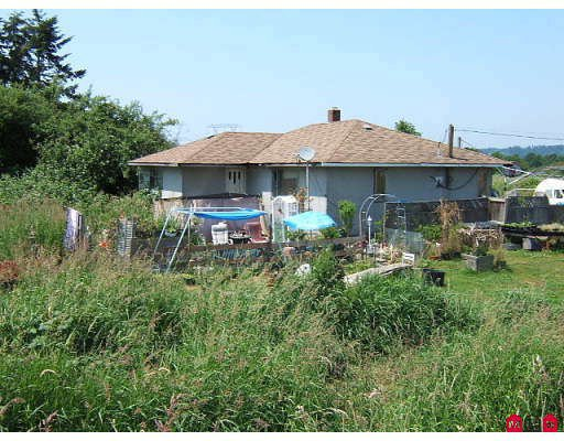 Main Photo: 4121 KING GEORGE Highway in Surrey: Serpentine Land for sale (Cloverdale)  : MLS®# F2913438