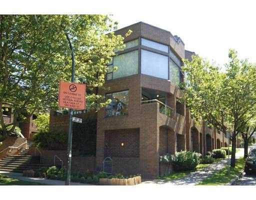 """Photo 2: Photos: 1 766 W 7TH Avenue in Vancouver: Fairview VW Townhouse for sale in """"WILLOW COURT"""" (Vancouver West)  : MLS®# V778487"""
