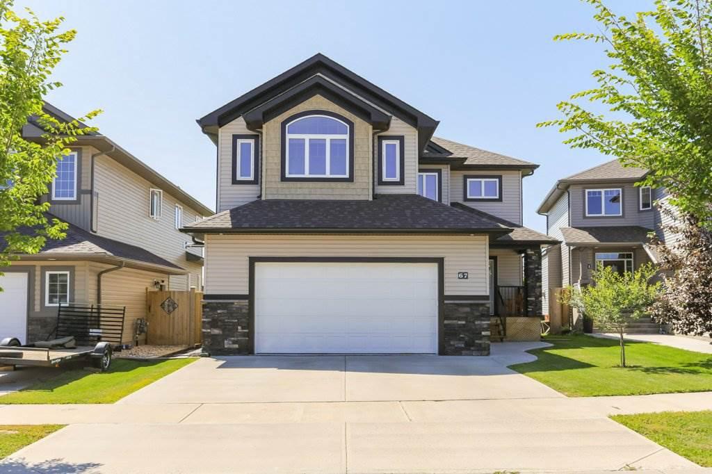 Main Photo: 67 HILLSIDE Terrace: Fort Saskatchewan House for sale : MLS®# E4178825