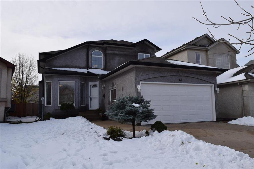 Main Photo: 18 St Albans Road in Winnipeg: Whyte Ridge Residential for sale (1P)  : MLS®# 202003232