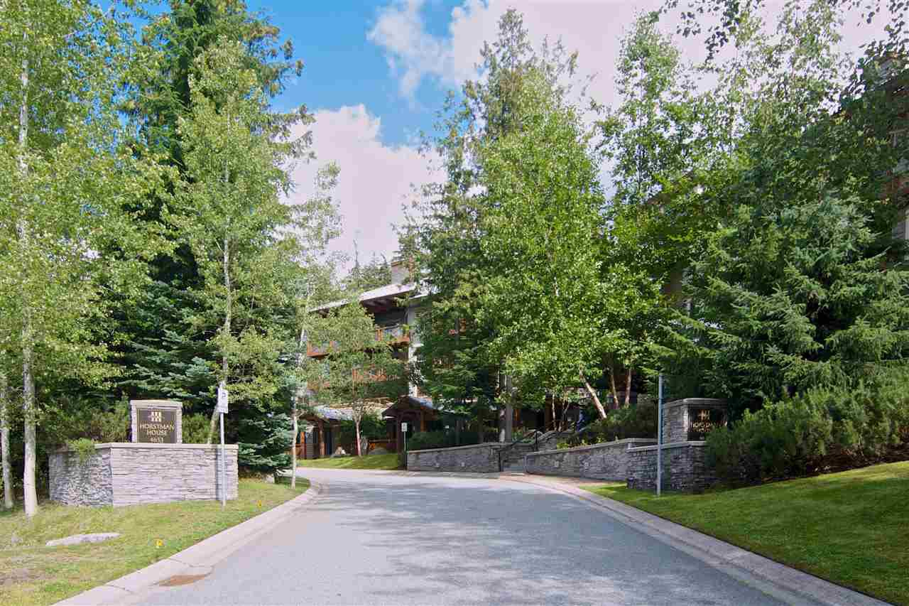 """Main Photo: 211G2 4653 BLACKCOMB Way in Whistler: Benchlands Condo for sale in """"Horstman House"""" : MLS®# R2463588"""