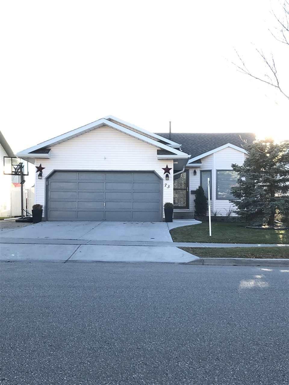 Main Photo: 73 MEADOWVIEW Drive: Leduc House for sale : MLS®# E4219186