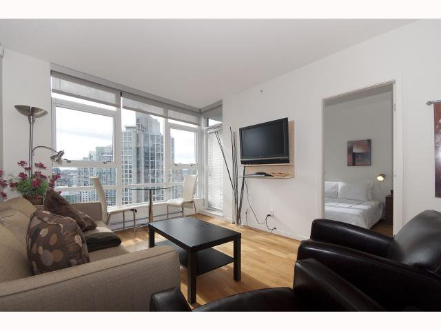"Main Photo: 2801 939 EXPO Boulevard in Vancouver: Downtown VW Condo for sale in ""MAX II"" (Vancouver West)  : MLS®# V815399"