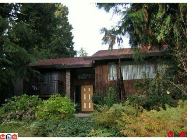 "Main Photo: 14643 101A Avenue in Surrey: Guildford House for sale in ""GUILDFORD"" (North Surrey)  : MLS®# F1018531"