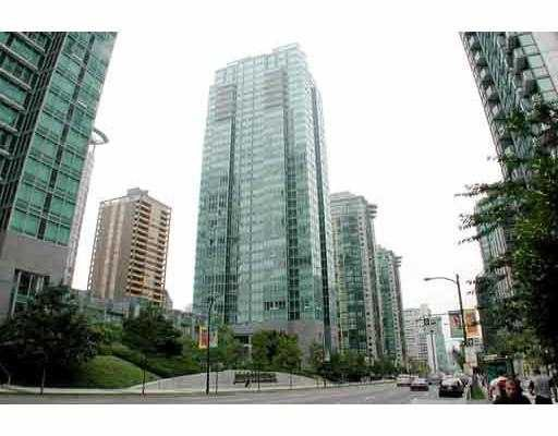 "Main Photo: 1801 1288 W GEORGIA ST in Vancouver: West End VW Condo for sale in ""THE RESIDENCE ON GEORGIA"" (Vancouver West)  : MLS®# V572307"