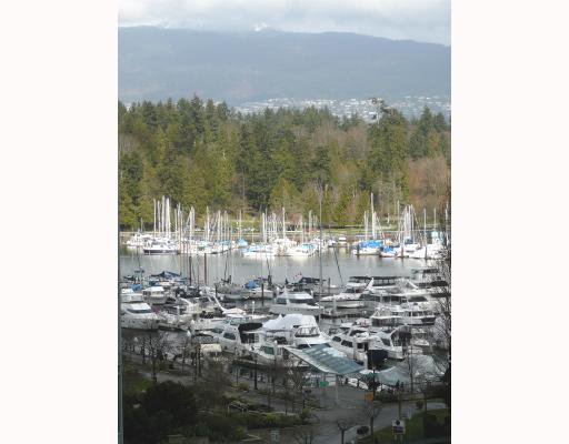 "Main Photo: 804 1616 BAYSHORE Drive in Vancouver: Coal Harbour Condo for sale in ""BAYSHORE GARDEN"" (Vancouver West)  : MLS®# V724295"
