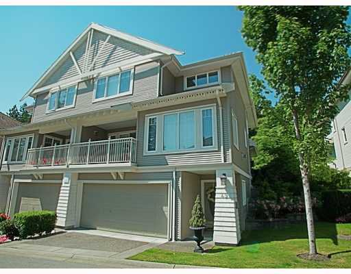 "Main Photo: 49 3405 PLATEAU Boulevard in Coquitlam: Westwood Plateau Townhouse for sale in ""PINNACLE RIDGE"" : MLS®# V759938"
