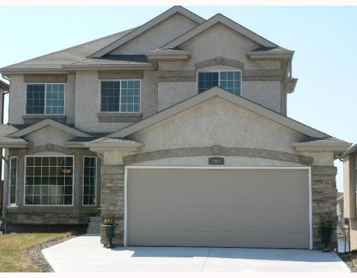 Main Photo: 151 THORN Drive in WINNIPEG: West Kildonan / Garden City Residential for sale (North West Winnipeg)  : MLS®# 2908151