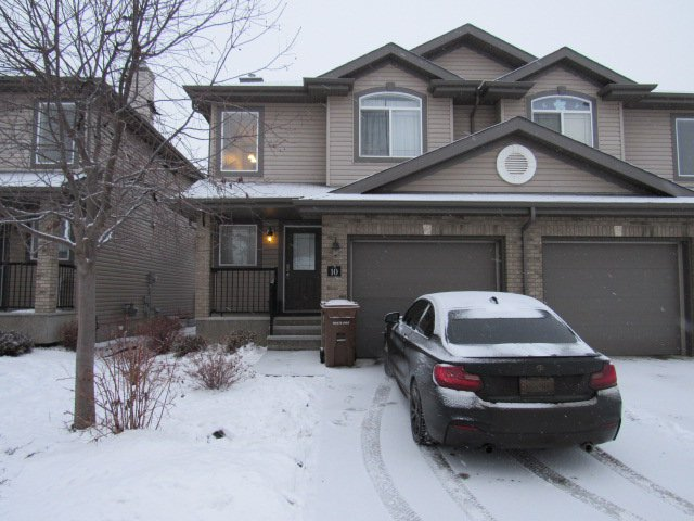 Main Photo: 10, 20 Norman Court in St. Albert: House Duplex for rent