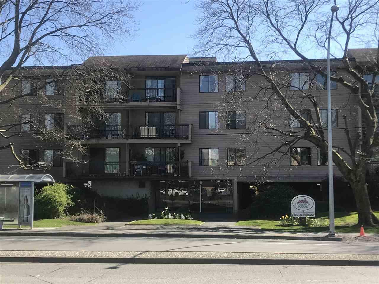 "Main Photo: 205 8400 LANSDOWNE Road in Richmond: Brighouse Condo for sale in ""LEXINGTON SQUARE"" : MLS®# R2450779"