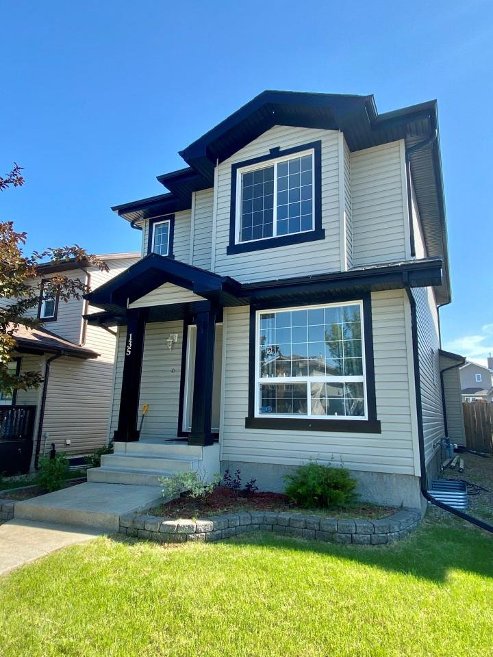 Main Photo: 135 BRINTNELL Boulevard in Edmonton: Zone 03 House for sale : MLS®# E4194337