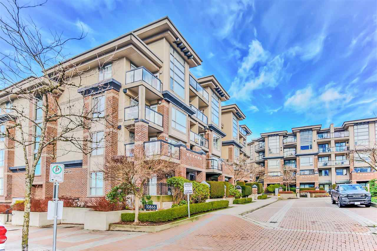 "Main Photo: 201 10866 CITY Parkway in Surrey: Whalley Condo for sale in ""Access"" (North Surrey)  : MLS®# R2473746"