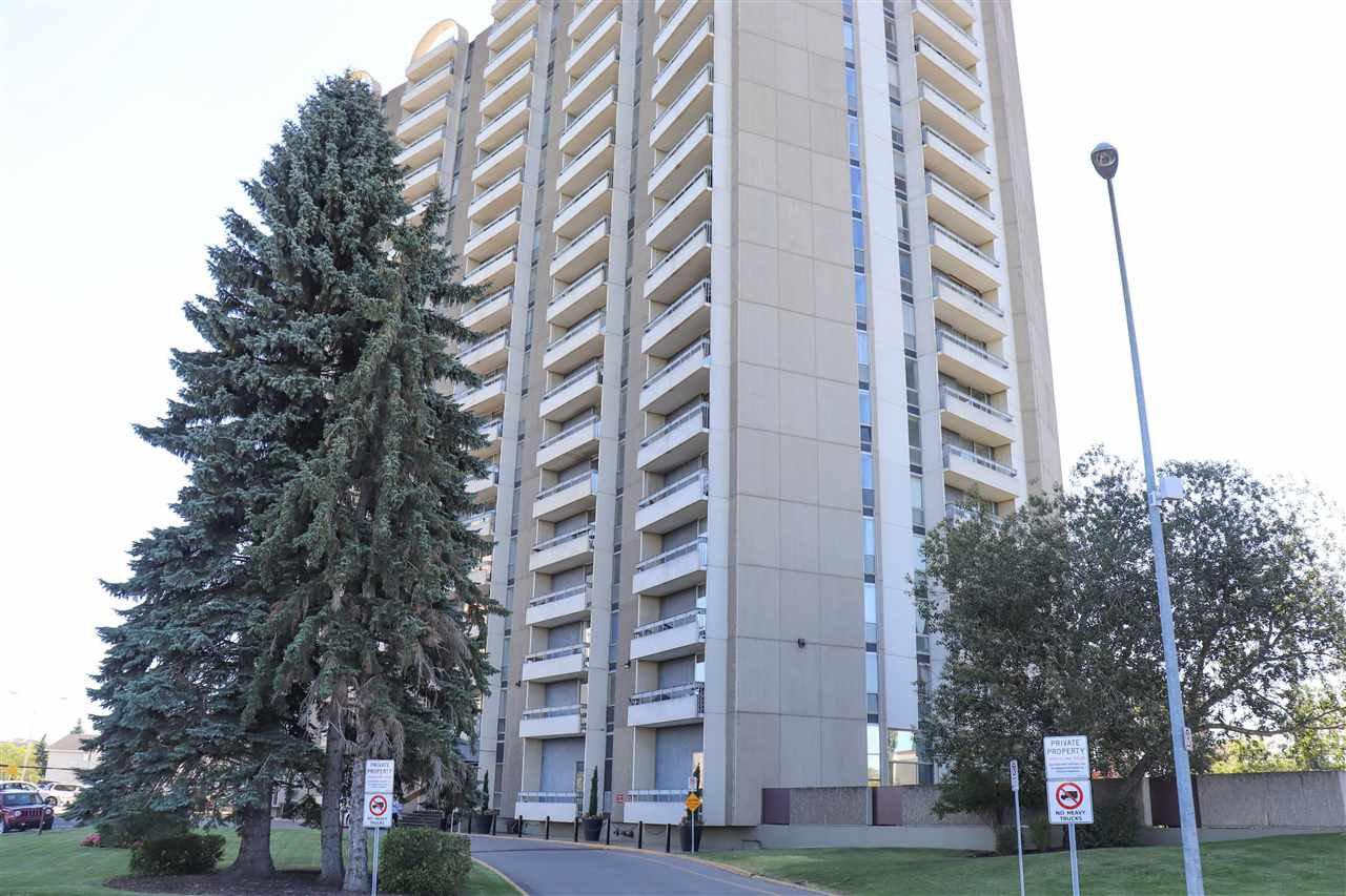 Main Photo: 1008 10883 SASKATCHEWAN Drive in Edmonton: Zone 15 Condo for sale : MLS®# E4214461