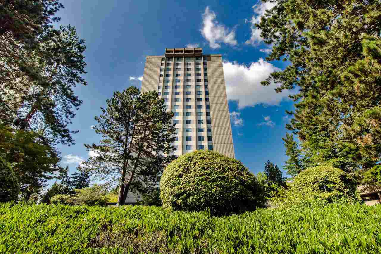 "Main Photo: 1502 9595 ERICKSON Drive in Burnaby: Sullivan Heights Condo for sale in ""CAMERON TOWER"" (Burnaby North)  : MLS®# R2499426"