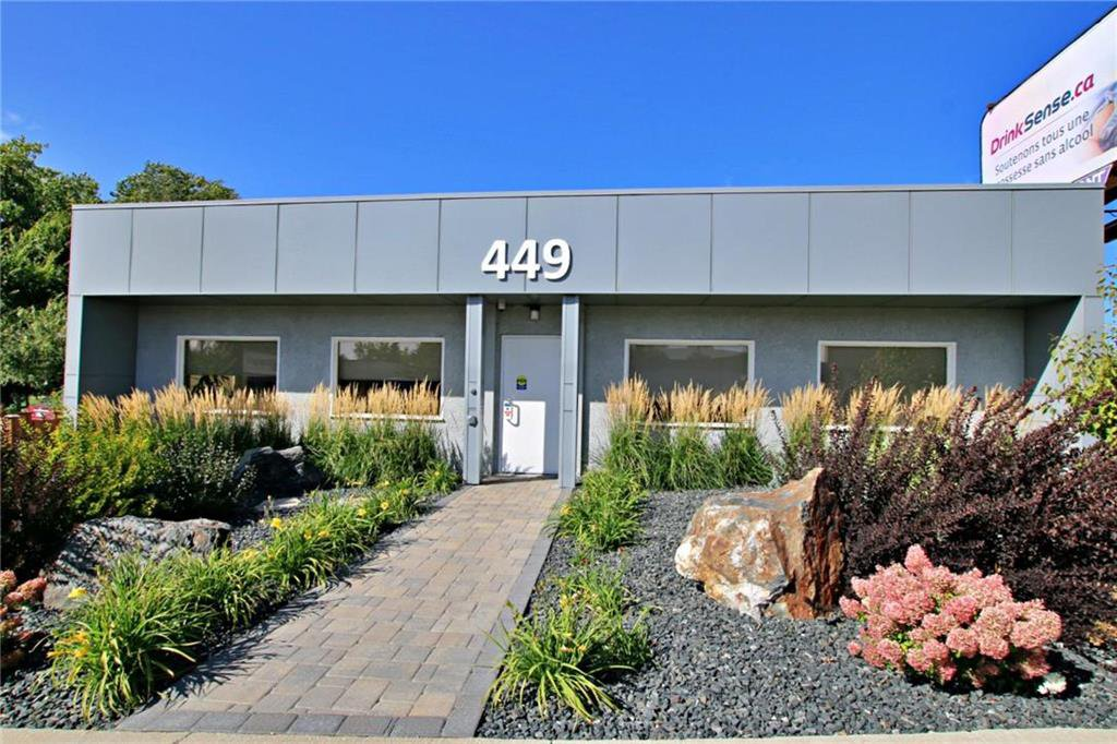 Main Photo: 449 Provencher Boulevard in Winnipeg: Industrial / Commercial / Investment for sale (2A)  : MLS®# 202100441