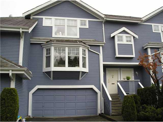 "Photo 10: Photos: 57 1140 FALCON Drive in Coquitlam: Eagle Ridge CQ Townhouse for sale in ""FALCON GATE"" : MLS®# V820727"