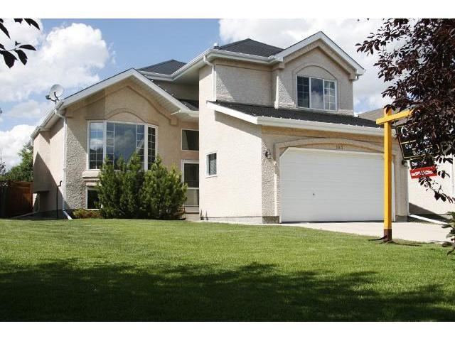 Main Photo: 143 Abbotsfield Drive in WINNIPEG: St Vital Residential for sale (South East Winnipeg)  : MLS®# 1013446