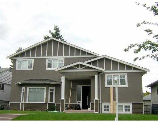 Main Photo: 2607 MCBAIN AV in Vancouver: Quilchena House for sale (Vancouver West)  : MLS®# V592902