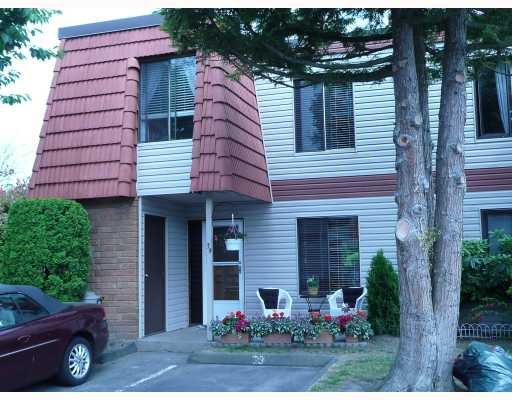 Main Photo: 39 10740 SPRINGMONT Drive in Richmond: Steveston North Townhouse for sale : MLS®# V721588