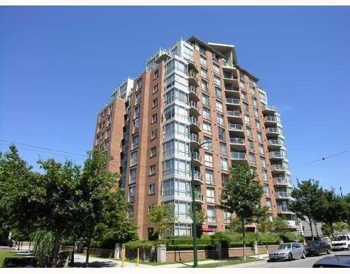 "Main Photo: 1005 1575 W 10TH Avenue in Vancouver: Fairview VW Condo for sale in ""TRITON ON 10TH"" (Vancouver West)  : MLS®# V764989"