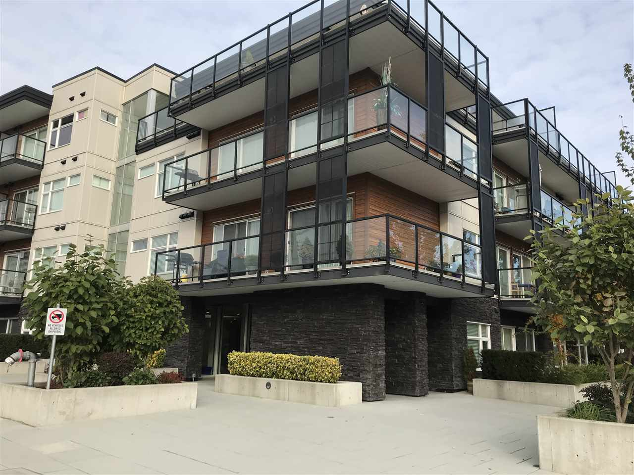 "Main Photo: 310 12070 227 Street in Maple Ridge: East Central Condo for sale in ""STATION ONE"" : MLS®# R2413180"