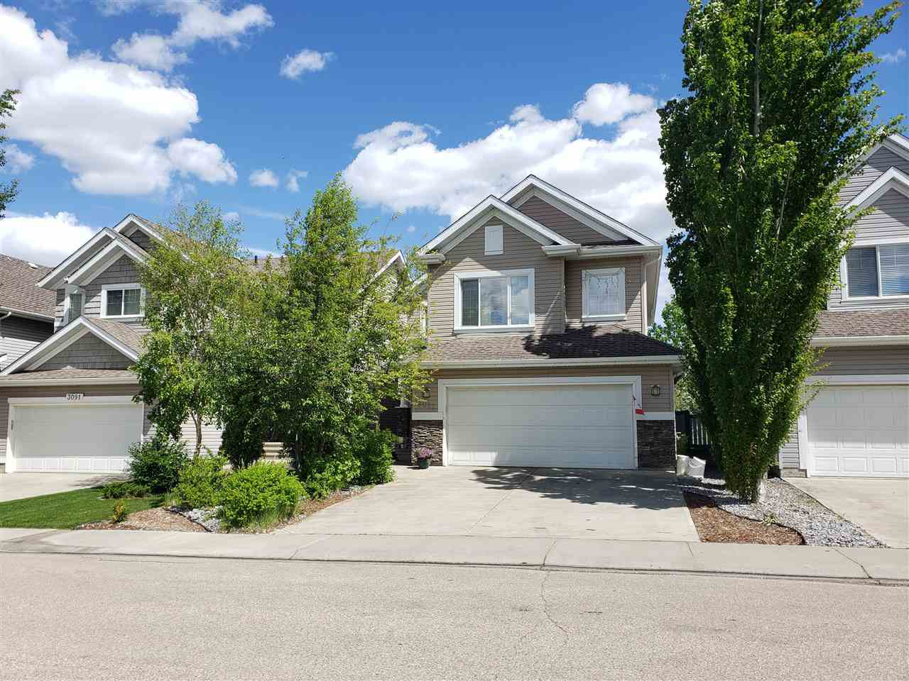 Main Photo: 3093 SPENCE Wynd in Edmonton: Zone 53 House for sale : MLS®# E4218194