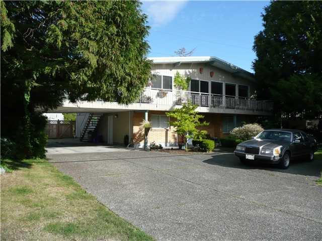 "Main Photo: 1246 53A Street in Tsawwassen: Cliff Drive House for sale in ""TSAWWASSEN HEIGHTS"" : MLS®# V849465"