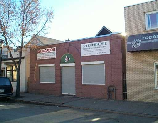 Main Photo: 506 SELKIRK Avenue in WINNIPEG: North End Industrial / Commercial / Investment for sale (North West Winnipeg)  : MLS®# 2602673