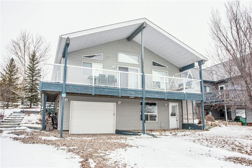 Main Photo: 405 Sunset Drive: Rural Vulcan County Detached for sale : MLS®# C4291057