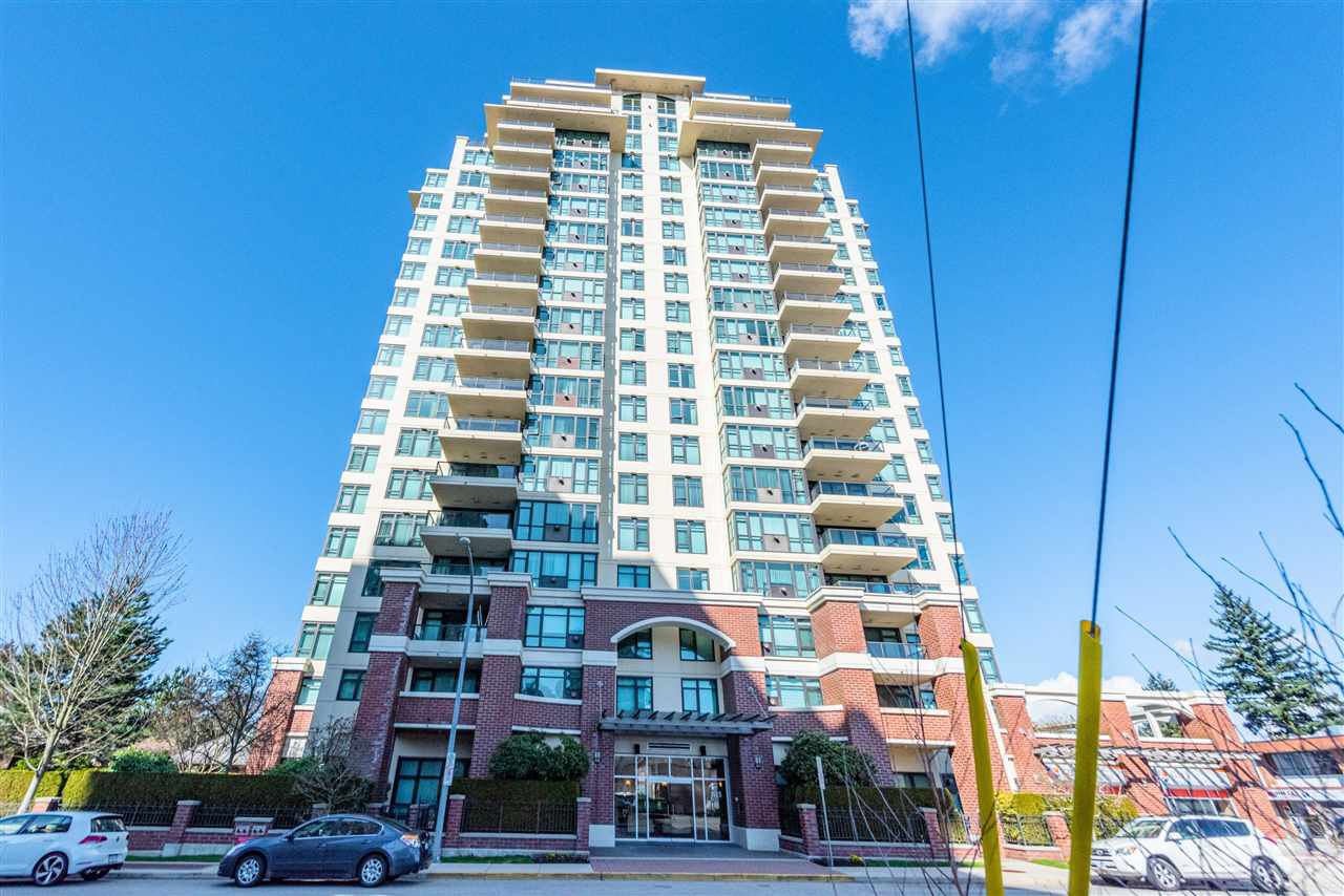 "Main Photo: 602 615 HAMILTON Street in New Westminster: Uptown NW Condo for sale in ""THE UPTOWN"" : MLS®# R2445060"