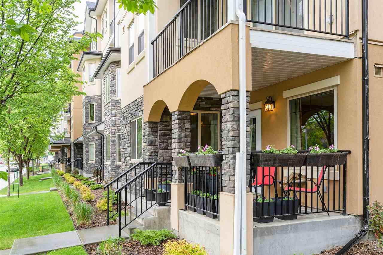 Main Photo: 117 8730 82 Avenue in Edmonton: Zone 18 Condo for sale : MLS®# E4199096