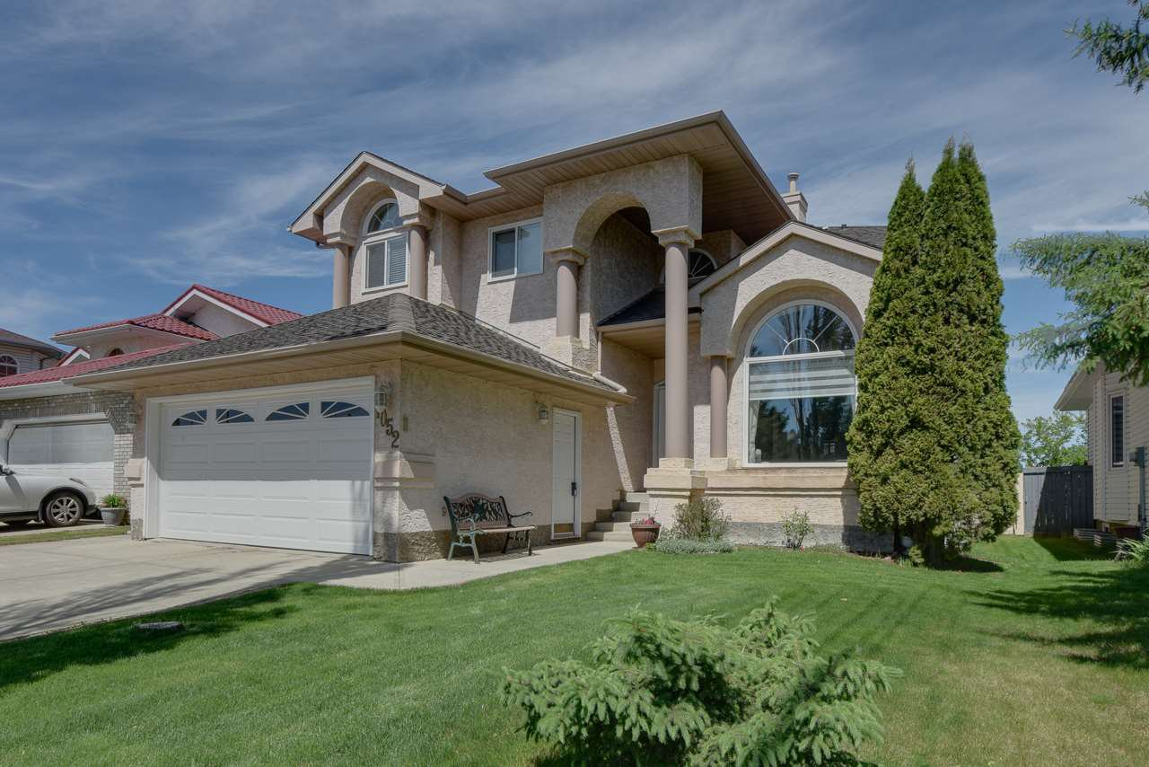 Main Photo: 1052 JAMES Crescent in Edmonton: Zone 29 House for sale : MLS®# E4212761