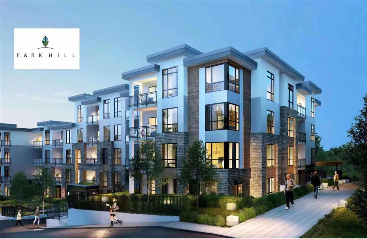 Main Photo: A101 20087 68 Avenue in Langley: Willoughby Heights Condo for sale : MLS®# R2526666