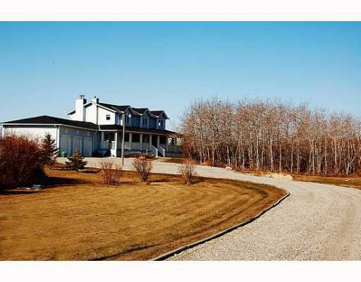 Main Photo: 59 GLEN-VIEW Road in COCHRANE: Rural Rocky View MD Residential Detached Single Family for sale : MLS®# C3414467