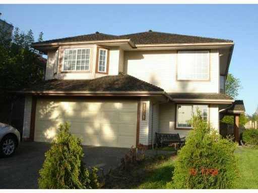 Main Photo: 1351 OXFORD Street in Coquitlam: Park Ridge Estates House for sale : MLS®# V821260