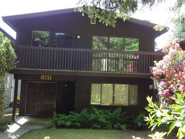 Main Photo: 1497 HAROLD Road in North Vancouver: Lynn Valley House for sale : MLS®# V831270