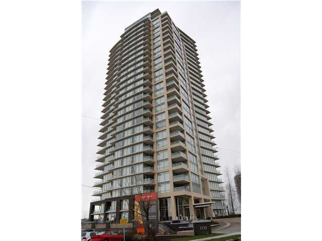 "Main Photo: 2105 2133 DOUGLAS Road in Burnaby: Brentwood Park Condo for sale in ""PERSPECTIVES"" (Burnaby North)  : MLS®# V861434"