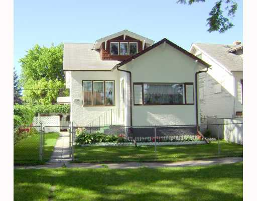 Main Photo: 736 BOYD Avenue in WINNIPEG: North End Residential for sale (North West Winnipeg)  : MLS®# 2814561