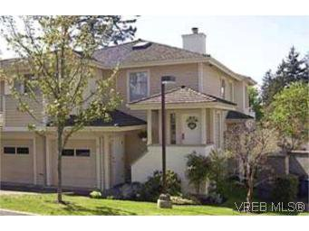 Main Photo: 8 850 Parklands Drive in VICTORIA: Es Gorge Vale Townhouse for sale (Esquimalt)  : MLS®# 207990