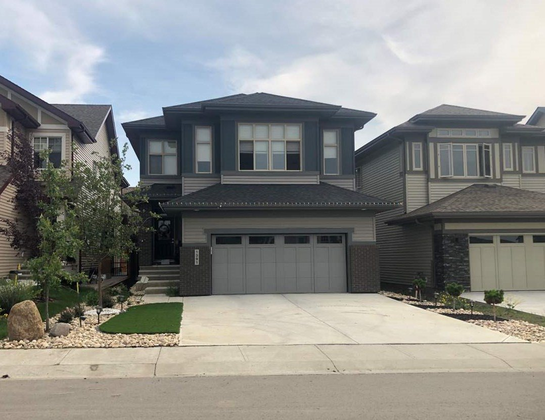 Main Photo: 1391 AINSLIE Wynd in Edmonton: Zone 56 House for sale : MLS®# E4169579