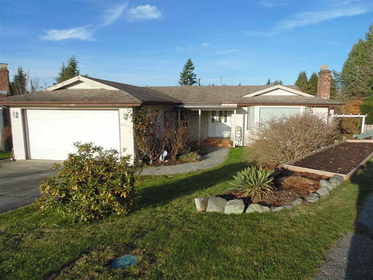 Main Photo: 31507 SUNNYSIDE Court in Abbotsford: Abbotsford West House for sale : MLS®# R2420141