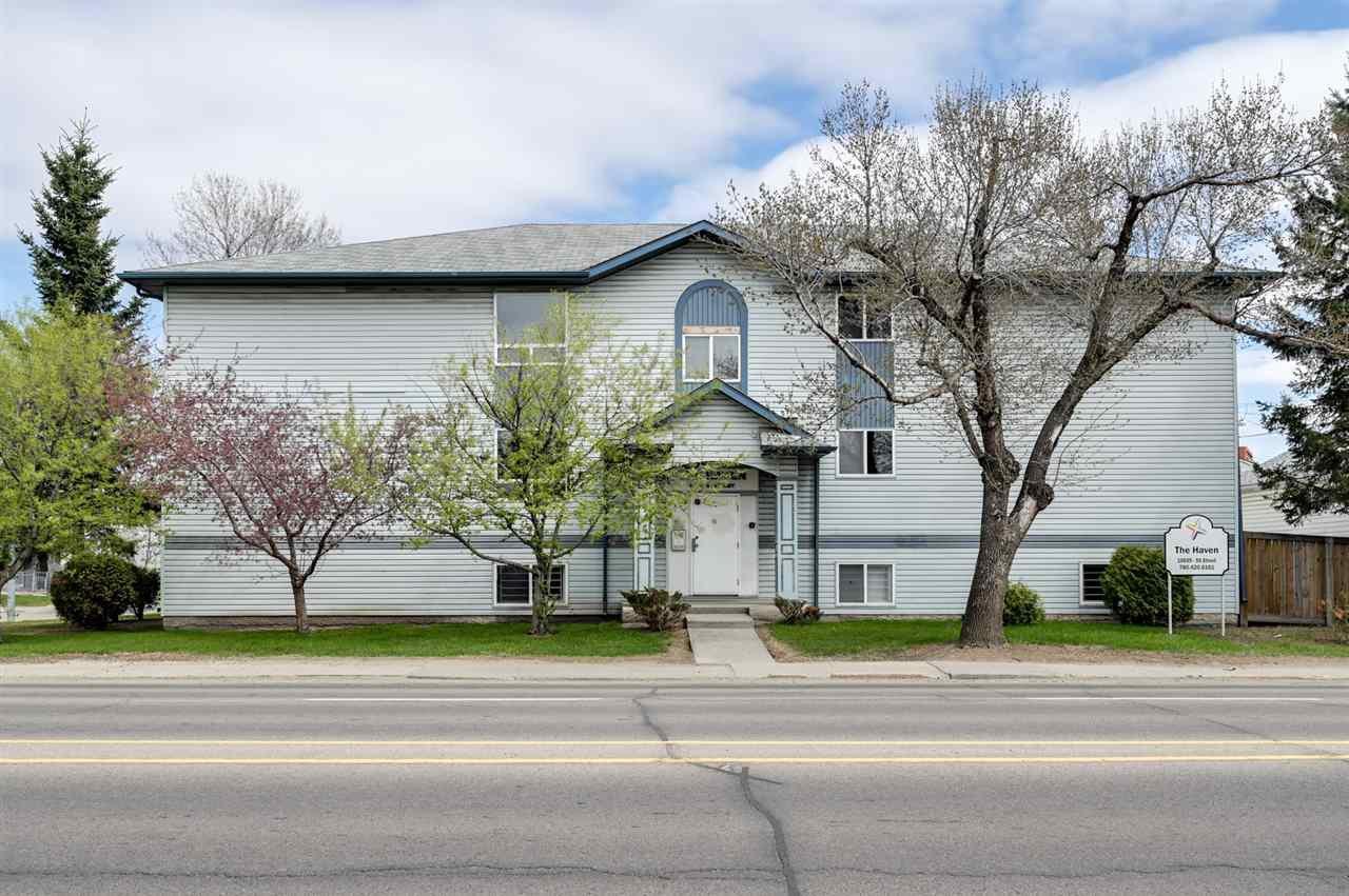 Main Photo: 10659 95 Street in Edmonton: Zone 13 Multi-Family Commercial for sale : MLS®# E4197237