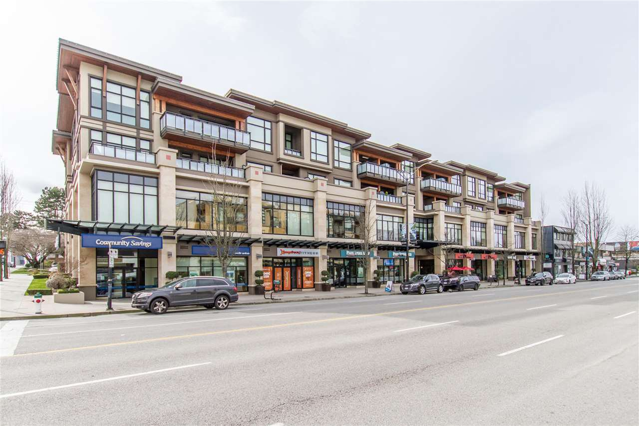 """Main Photo: 412 4570 HASTINGS Street in Burnaby: Capitol Hill BN Condo for sale in """"FIRMA by Boffo"""" (Burnaby North)  : MLS®# R2472714"""